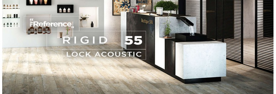 Creation 55 Rigid Acoustic Lock