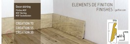 Decor Skirting - plinta MDF