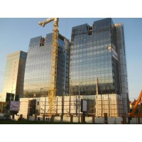 Sibiu Business Center - Twin Towers - 18.06.2011