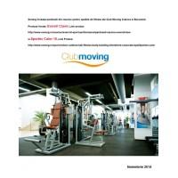 Sonerg furnizor pardoseli Cauciuc pentru Club Moving - 10.11.2014