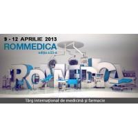 ROMMEDICA 2013 - 17.03.2013