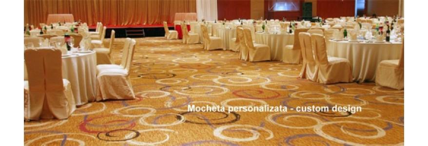 Mocheta personalizata