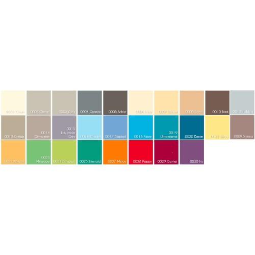 Bedkit - paletar culori