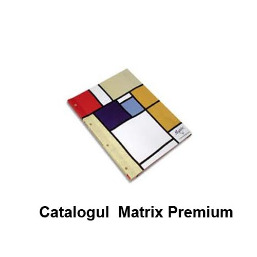 Pentru vizualizare solicita Catalogul Matrix