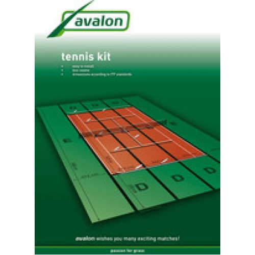 Avalon Tenis Kit atasat la Documentatie