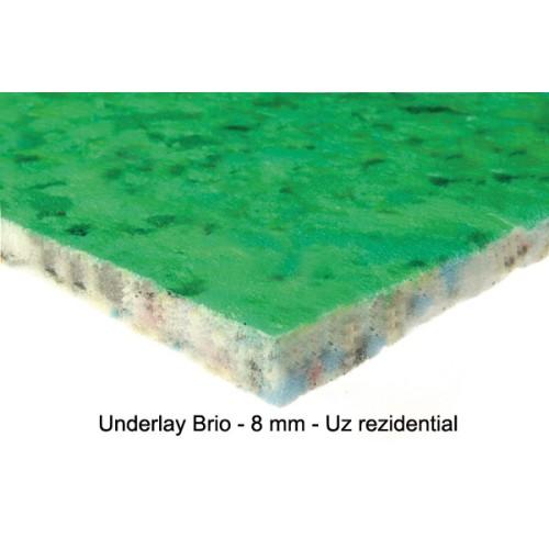 Underlay Brio - sectiune