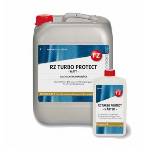 Bidoane RZ Turbo Protect