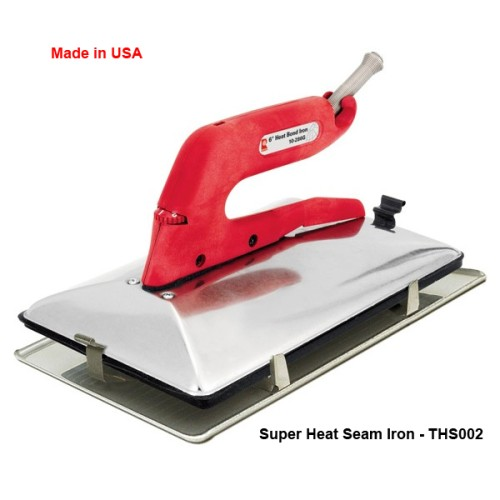 Super Heat Seam Iron THS002