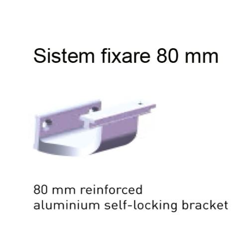Bracket 80 mm