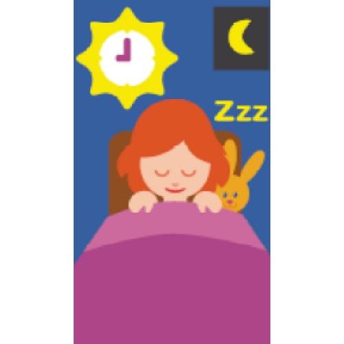Model 2 - Devreme la culcare, primul la trezire.