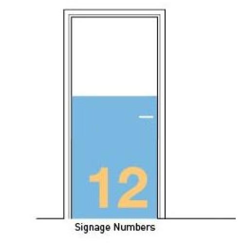 signalistica numere