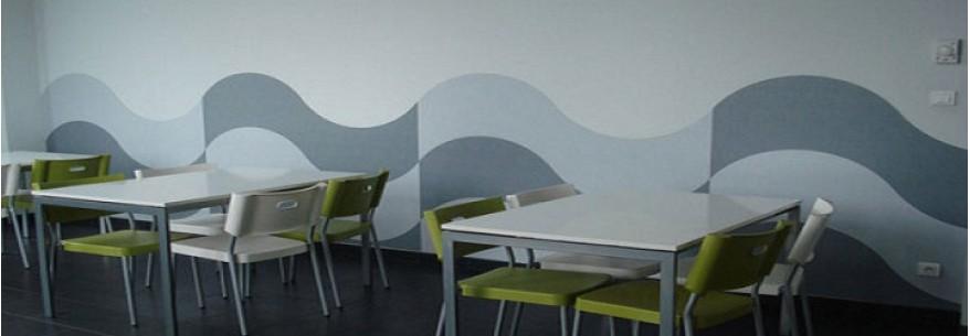 Panou Decofresc - protectie perete decorativa