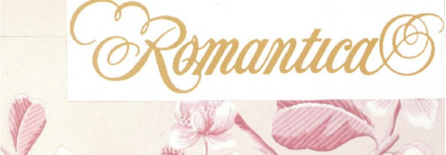 B-Creative Romantica Collection - Chromojet Selection