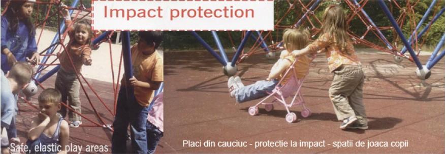 Regupol® Impact FX - Zone de joaca copii