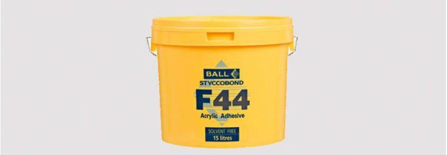 F44 pentru pardoseli PVC