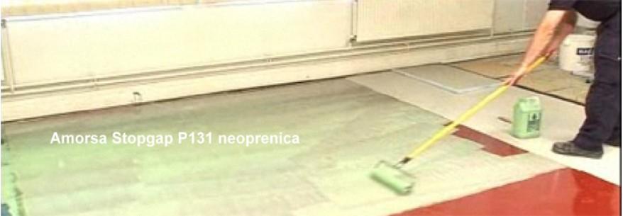 Stopgap P131 amorsa neoprenica