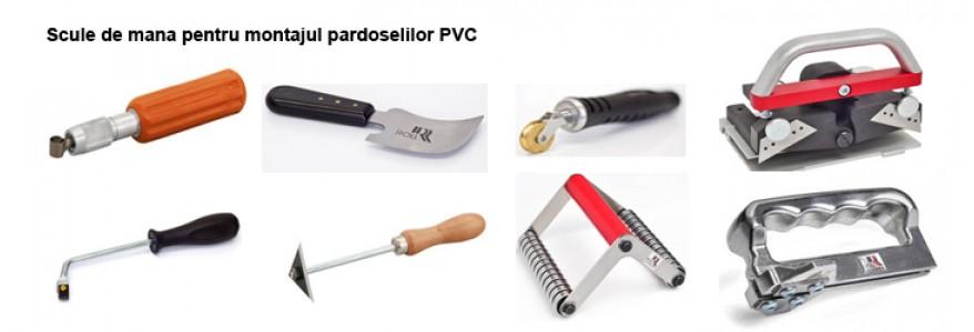 Scule montaj PVC