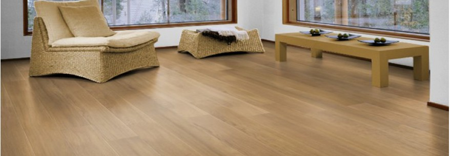 Stejar New Arctic Brushed - full plank
