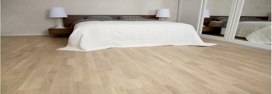 Stejar Ivory Stonewashed - 3 strip