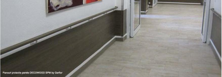 Panou Decowood - protectie perete - imitatie lemn